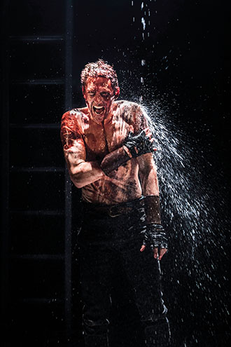 Scene from 'Coriolanus'