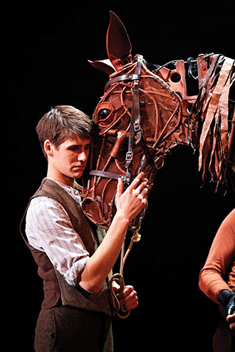 War Horse has played in more than 30 countries.